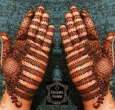 Henna Tattoo Designs Simple, Latest Bridal Mehndi Designs, Full Hand Mehndi Designs, Henna Art Designs, Mehndi Designs For Beginners, Modern Mehndi Designs, Mehndi Designs For Girls, Mehndi Design Photos, Wedding Mehndi Designs