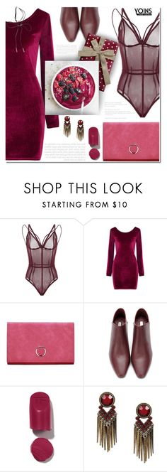 """2.6 Chicness Yoins"" by wannanna ❤ liked on Polyvore featuring yoins, yoinscollection and loveyoins"