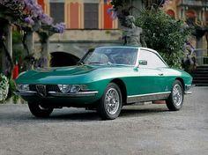 Alfa coupe speciale 2600