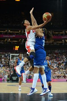 The US women's basketball team is the first women's team to win five straight gold medals.  Well done, ladies!!!