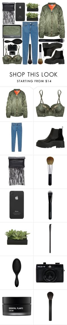 """Untitled #494"" by inkcoherent ❤ liked on Polyvore featuring Vetements, Elle Macpherson Intimates, Monki, Jeffrey Campbell, Bare Escentuals, Incase, Givenchy, NARS Cosmetics, Lux-Art Silks and Sephora Collection"