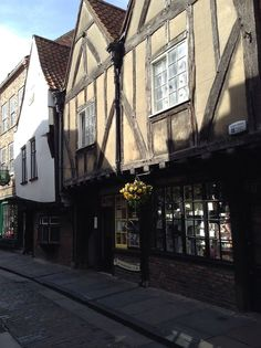 The Shambles People from all over the world recognize York as a destination full of history, culture, and activity, with beautiful architecture, museums full of intriguing artifacts, and views that speak of times present and times past. Here are some of the must see York attractions.
