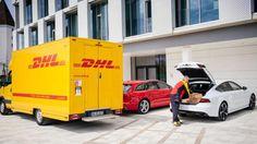 Audi macht den Kofferraum zum Briefkasten. Zusammen mit Amazon & DHL startet das Pilotprojekt im Mai im Raum München #München #Audi #amazon #Shopping #Onlineshopping http://www.absatzwirtschaft.de/mit-audi-das-paket-in-den-kofferraum-liefern-lassen-52549/