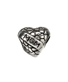 Another great find on #zulily! Sterling Silver 'Mom' Bead by Moress #zulilyfinds