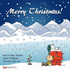 Merry Christmas!   DaLea Ellis, Realtor Keller Williams 702-232-6268 cell  #RealEstate #Realtor #Realty #Home #Housing #Listing #lasvegas #KellerWilliams #kw #Christmas