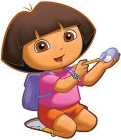 Nick Jr Easter Dora