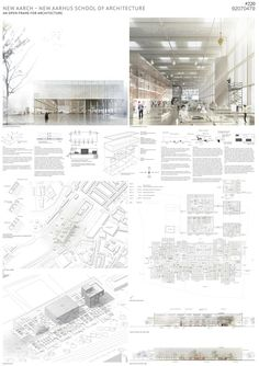 AN OPEN FRAME FOR ARCHITECTURE by Atelier Lorentzen Langkilde.Images courtesy of Aarhus School of Architecture.