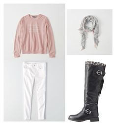 """""""Untitled #359"""" by eliz171 on Polyvore featuring Abercrombie & Fitch, American Eagle Outfitters and Charlotte Russe"""