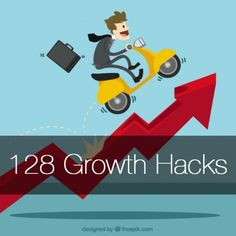128 Marketing Growth Strategies – The Most Epic Growth Hacking List  #GrowthHacking #GrowthHackingTips