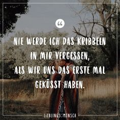 Visual Statements Nie werde ich das kribbeln in mir verge - Valentines Day Valentine's Day Quotes, Family Quotes, Sad Quotes, Love Quotes, Inspirational Quotes, Relationships Love, Relationship Quotes, Couple Bi, Valentines Day Memes