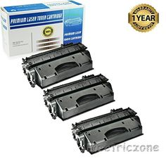Ledona 3Pk Cf280X 80X Hy Laser Toner Cartridge For Hp Laserjet Pro400 M425Dn New -- You can find out more details at the link of the image.