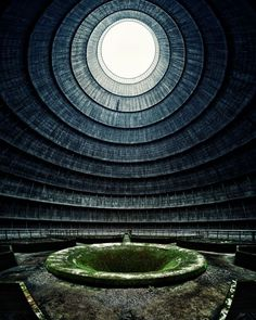 The 38 Most Haunted Abandoned Places on Earth - Abandoned Power Plant, Belgium