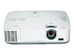 NEC NP-M300W LCD Movie PROJECTOR w/ Lamp  3000 Lumens