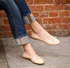 Beautiful Ballet Flats.