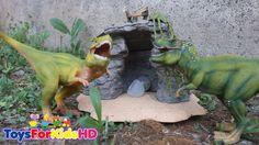 Dinosaurios para niñosColección de Dinosaurios de jugueteJuguetes de Dinosaurios Schleich