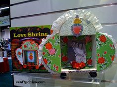Crafty Chica Love Shrine Kit! by craftychica, via Flickr