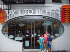Rice to Riches (NYC) ... Heaven on Earth!