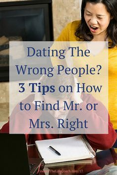 Dating to find mr. right