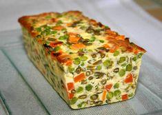 C'est le printemps : voici la recette d'une terrine aux légumes !