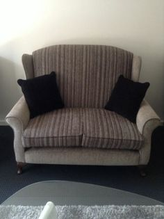 TWO SEATER LOUNGE | Sofas | Gumtree Australia Queensland - Gold Coast Region | 1042531390