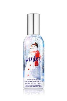 Winter 1.5 oz. Room Perfume - Home Fragrance 1037181 - Bath & Body Works