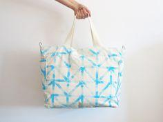 Mama Tote DIY Sewing Academy sewing pattern