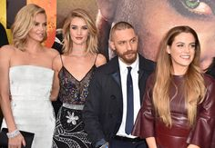 Tom Hardy Photos - Premiere Of Warner Bros. Pictures' 'Mad Max: Fury Road' - Red Carpet - Zimbio