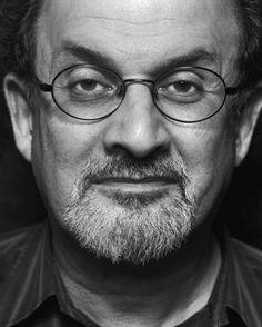 Salman Rushdie by Vincent Lignier http://www.obsessionphoto.com/news/celebs-portraits/732,vincent-lignier.html?page=2