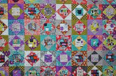 patch andi: A finished quilt (and loads of pics!!)