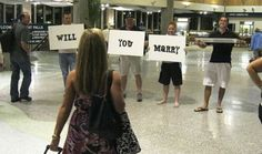 The most romantic Marriage Proposals, if you consider Google Glass as super-romantic
