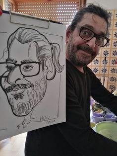 Caricatura live