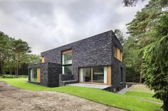 Stone house designs stone home designs nature house 1 stone house siding blends beautifully with nature House Siding, Facade House, Stucco Siding, Stone Siding, Stone Facade, House Facades, Wooden Architecture, Residential Architecture, House Architecture