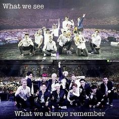 excuse me while I go cry...We are one, we are EXO