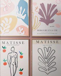 Henri Matisse, Rammer, Poster, Diy, Inspiration, Design, Home Decor, Biblical Inspiration, Decoration Home