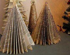 alternative-christmas-tree-holiday-decorating-ideas-6.jpg (489×383)