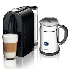 Nespresso U with Aeroccino $249