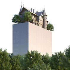 """HOTEL METZ"", 2018 | Designed by Philippe Starck"
