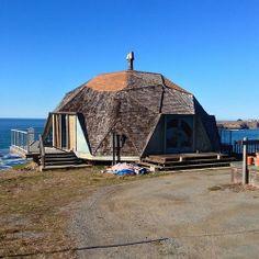 geodesic beach shanty