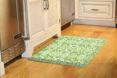 Green Kitchen Mats Color Easy Cooking With Green Kitchen Mats