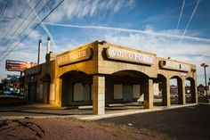 Abandoned casino in Las Vegas #LasVegas #Vegas #TravelPhotos #TravelPhotographer #TravelPhotojournalism