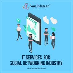 Ivan Infotech is industry's leading social media management company, offering strategic and shareable social media management services to market your company properly through social media. Social Networks, Social Media, Management Company, Software Development, Innovation, Industrial, Marketing, Digital, Industrial Music