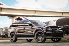 Exclusive Motoring Mercedes-Benz GL550 On Gianelle Wheels