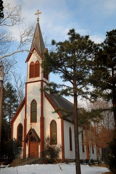 St. Boniface Church, Perry County, Arkansas