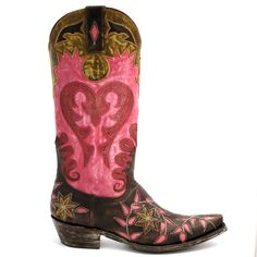 Old Gringo Letty Boot at Maverick Western Wear