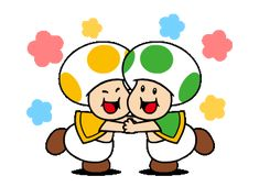 Talking Super Mario Animated Stickers by Nintendo Super Mario Art, Video Game Art, Video Games, Cartoon Gifs, Line Sticker, Toad, Bowser, Emoji, Stickers