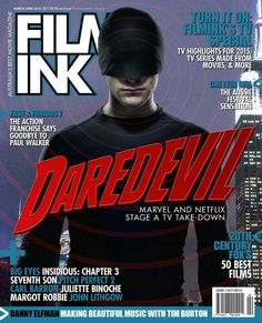 Here is a Brand NEW !!! Pic of DareDevil from the upcoming Netflix series DareDevil which will debut on Netflix on April 10th 2015 !!!