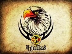 ::: CLUB AMÉRICA :::: Aguilas del America - Tattoo
