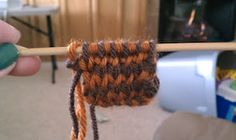 Double knit how to...by me!