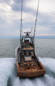 46' Action Gallery - Jarrett Bay Boatworks