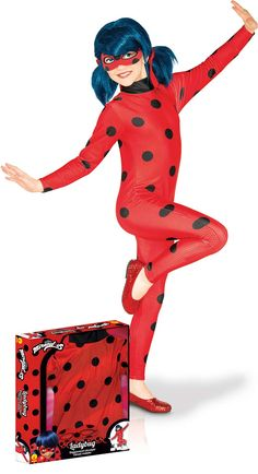 Miraculous Ladybug Costume Gift Set for Kids: ThisMiraculous Ladybug cos - Happy Christmas - Noel 2020 ideas-Happy New Year-Christmas Barbie Girl Toys, Barbie Doll Set, Lady Bug, Costume Coccinelle, Miraculous Ladybug Costume, Frozen Cupcake Toppers, Paper Crafts Origami, Woodworking For Kids, Barbie Accessories